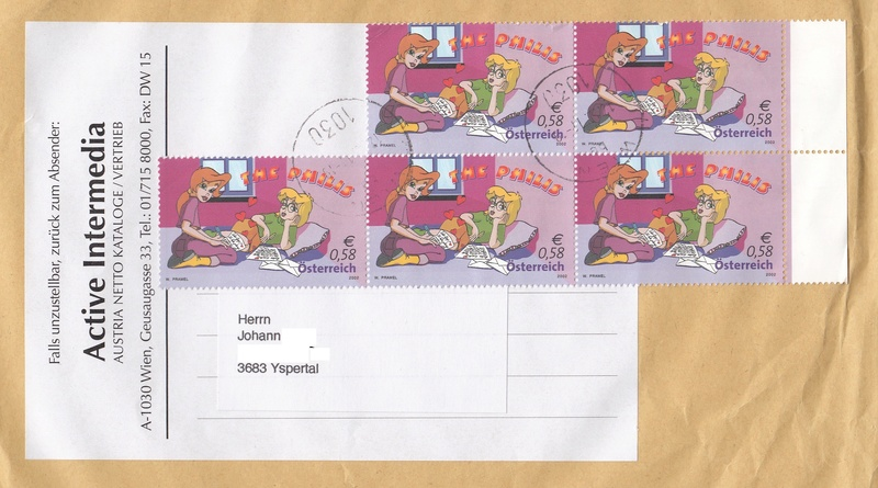 Sammlung Bedarfsbriefe Österreich ab 1945 - Seite 8 Img23