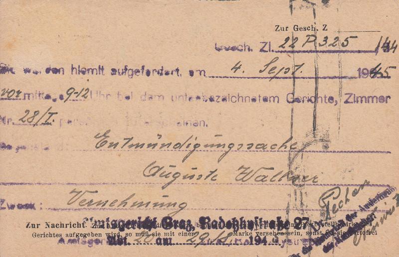 Posthornzeichnung  -  ANK 697-713  -  Belege - Seite 3 Img35