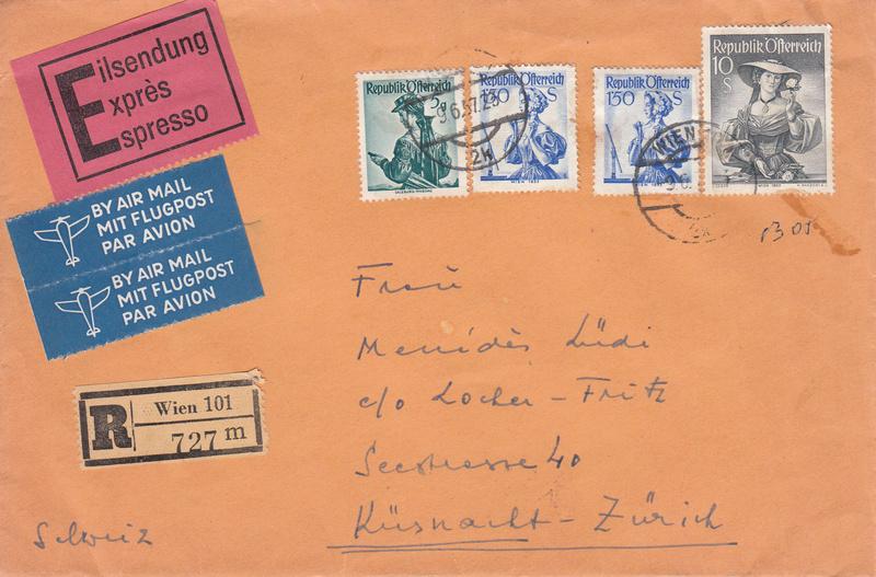 Trachtenserien ANK 887 - 923 und 1052 - 1072 Belege - Seite 10 Img37