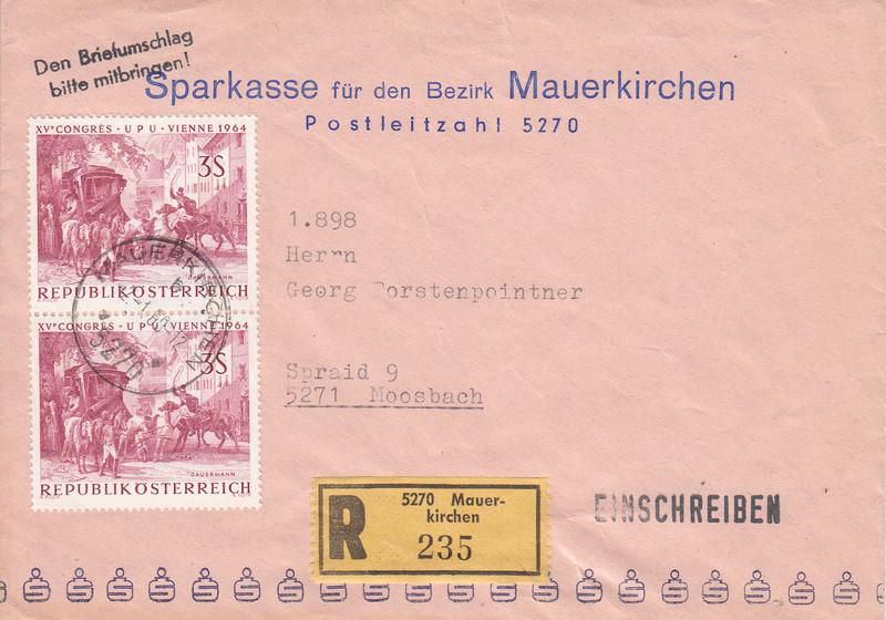 Briefe / Poststücke österreichischer Banken - Seite 4 Img48