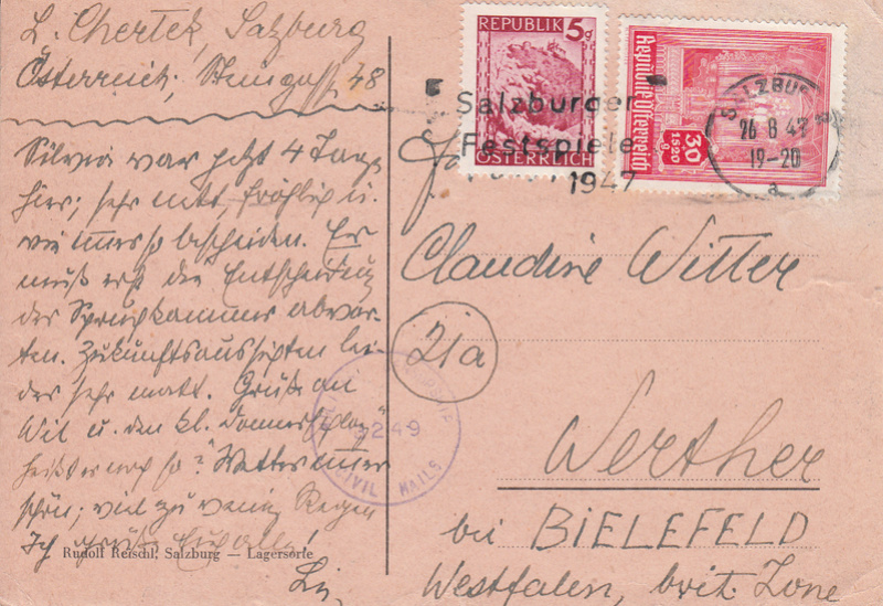 Sammlung Bedarfsbriefe Österreich ab 1945 - Seite 9 Img53