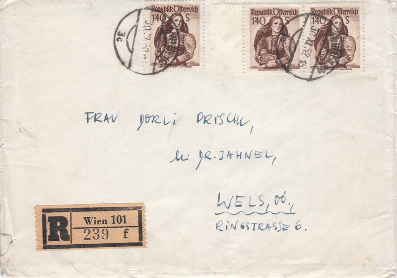 Trachtenserien ANK 887 - 923 und 1052 - 1072 Belege - Seite 10 Img61