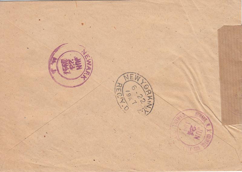 Flugpostausgabe 1947 Img_0012