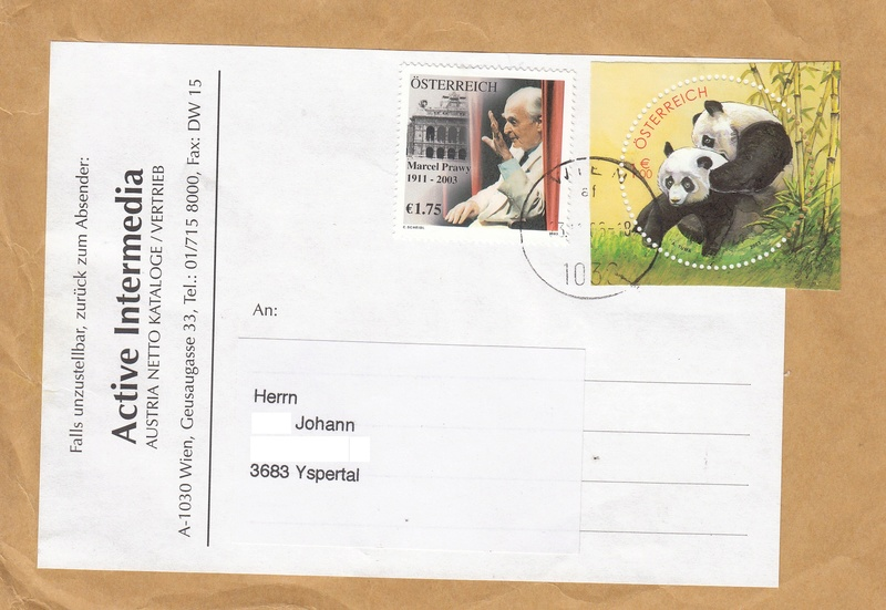 Sammlung Bedarfsbriefe Österreich ab 1945 - Seite 8 Img_0024
