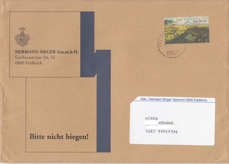 Sammlung Bedarfsbriefe Österreich ab 1945 - Seite 8 Img_0025