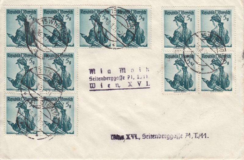 Trachtenserien ANK 887 - 923 und 1052 - 1072 Belege - Seite 9 Img_0032