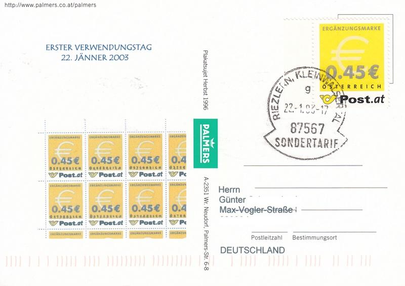 Österreich - Ergänzungsmarke  - Seite 2 Img_0033