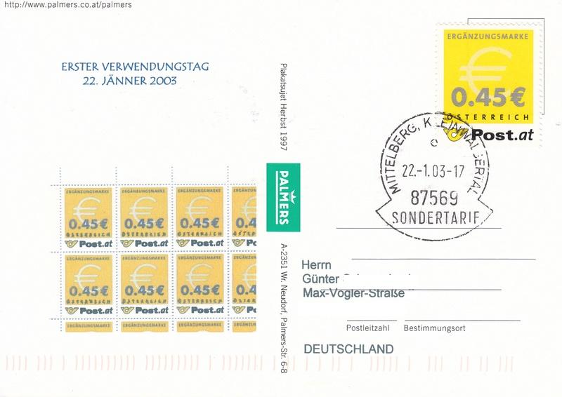 Österreich - Ergänzungsmarke  - Seite 2 Img_0035