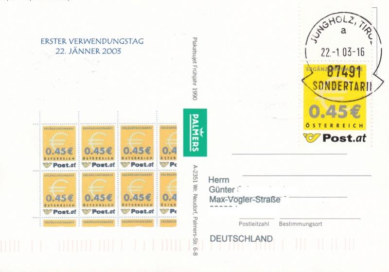 Österreich - Ergänzungsmarke  - Seite 2 Img_0036