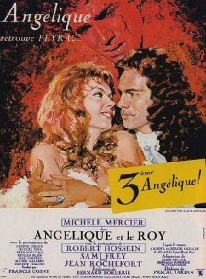 Angélique et le Roy - Bernard Borderie Angeli10