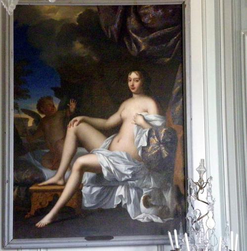 Françoise d'Aubigné Diane - Louis de Mornay  Aubign10
