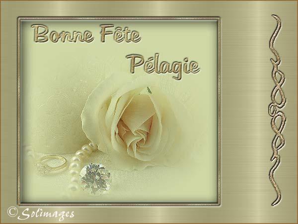 fête  à  souhaiter   - Page 37 Pelagi10