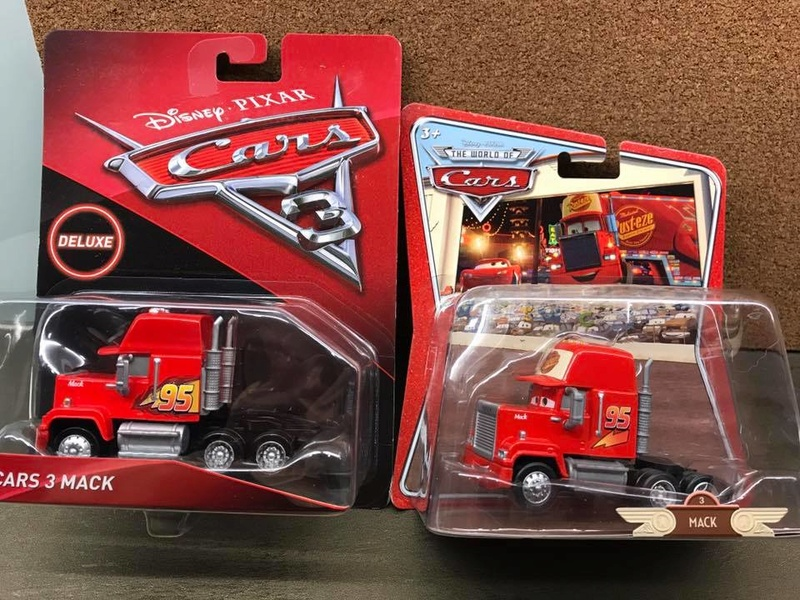 Mack 1 et Mack 3 20729210