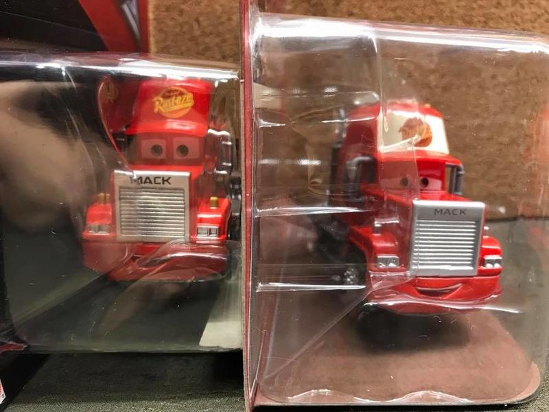 Mack 1 et Mack 3 20842210