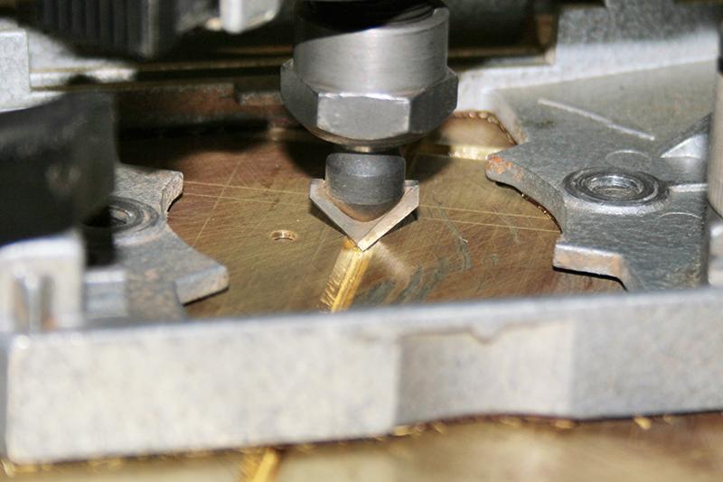 Fraisage de l'aluminium à la défonceuse. - Page 3 07janv10