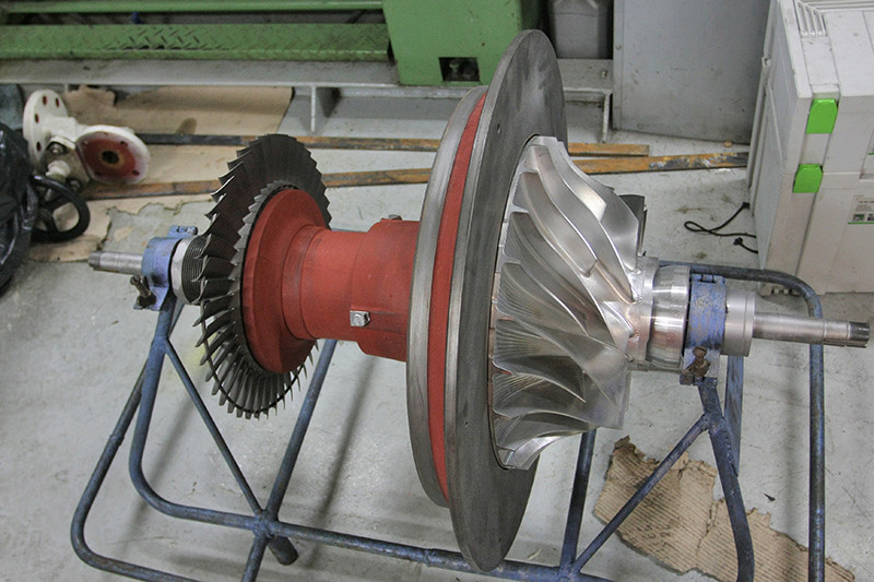 Fraisage turbine 14_oct10