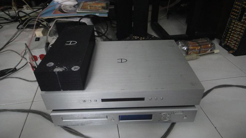 Densen B120 Limited Edition Integrated Amp Dsc06211