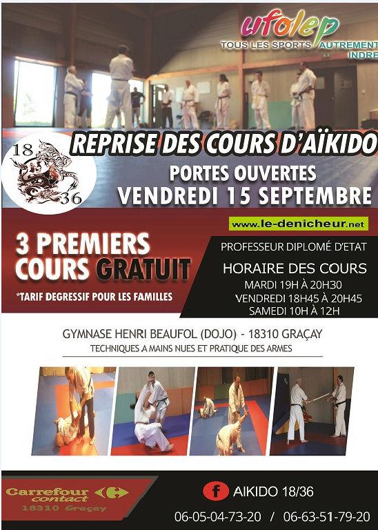 Jeudi 21 septembre - GRACAY - Reprise des cours d' aïkido 002_212