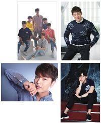 Kim Jeong Hoon en 韓流ぴあ / Hanryū Pia Setiembre 20953110