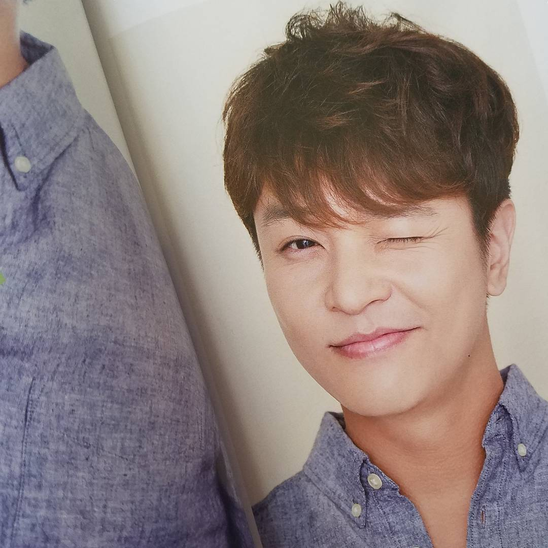 Kim Jeong Hoon en 韓流ぴあ / Hanryū Pia Setiembre 20987310