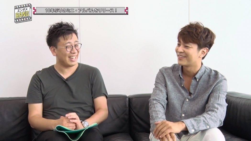 entrevista a Kim Jeong Hoon en el programa MタメBANG!  21551710