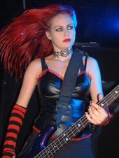 Hottest Chicks In Metal Nadjal10