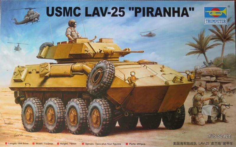 LAV-25 USMC (Semper Fi)  [1/35 Trumpeter] Img_4312