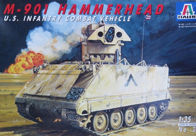 M901 Hammerhead [1/35 ITALERI] Img_4449