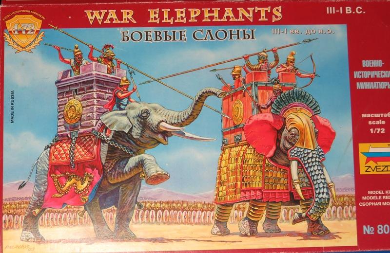 Elephants de combat [ZVEZDA 1/72] Img_6712