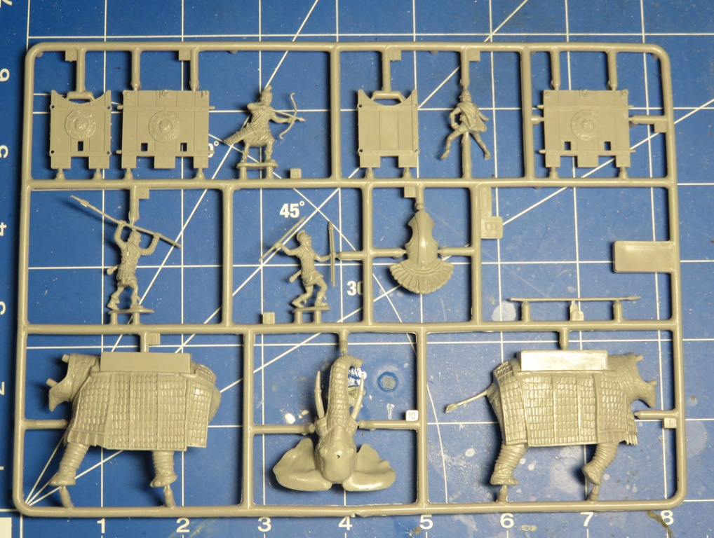 Elephants de combat [ZVEZDA 1/72] Img_6713