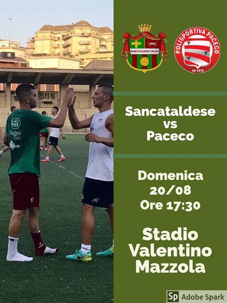 Turno Preliminare C. I. : Sancataldese - Paceco 1-0 20841810