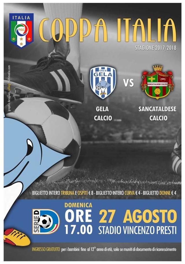 1° Turno C. I. : Gela - Sancataldese 6-5 d.c.r. 20953910