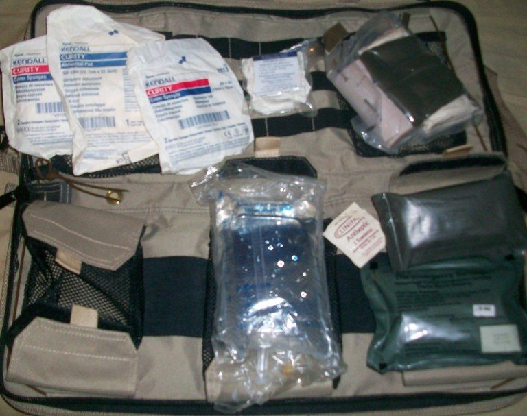 Afghan Made Medic Chest Rig 00117