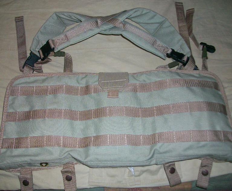 Afghan Made Medic Chest Rig 00812
