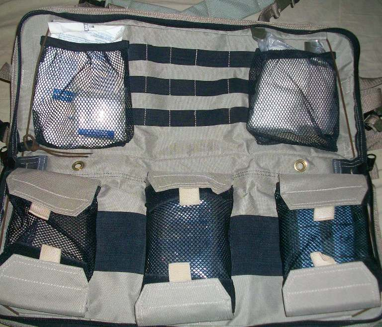 Afghan Made Medic Chest Rig 00911