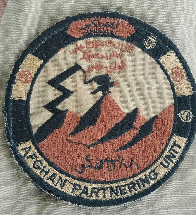 Afghan partnering unit (APU) 19510310