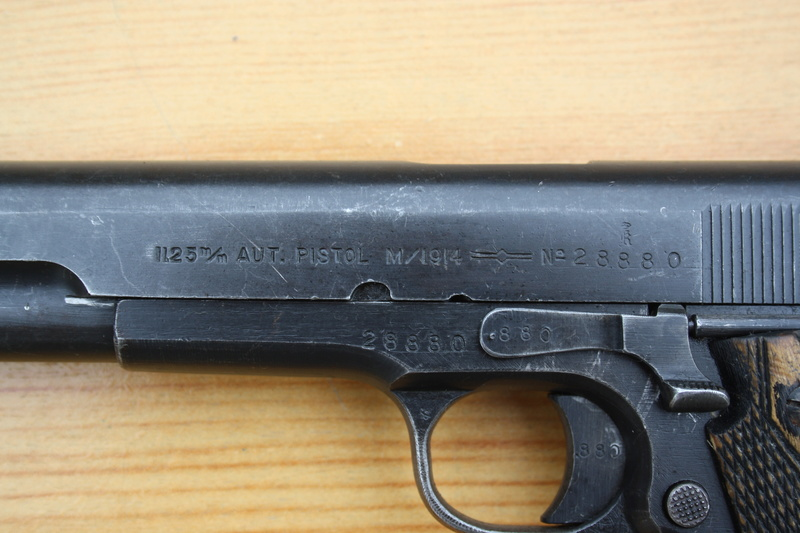 COLT 1911 NORVEGIEN Img_1628