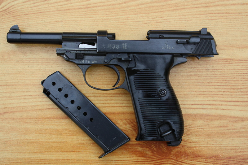 WALTHER P38 Img_1748