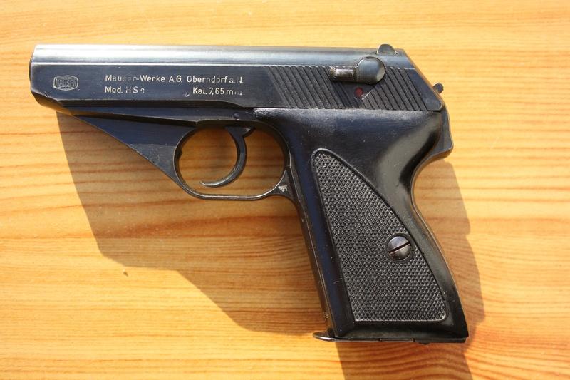 Mauser HSc Img_2724