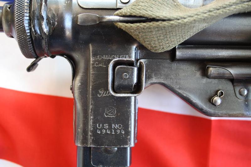 U.S SUBMACHINEGUN , CALIBER.45 in M3 Img_2914