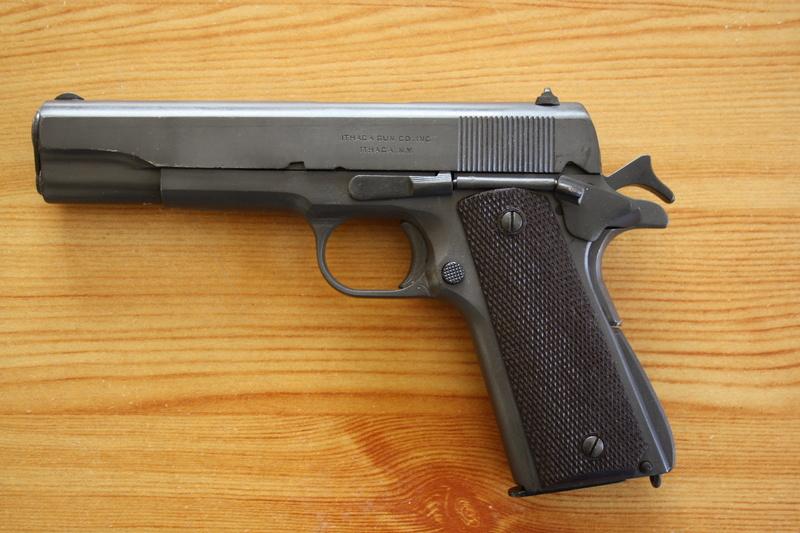 Colt 1911 A1 Img_3111