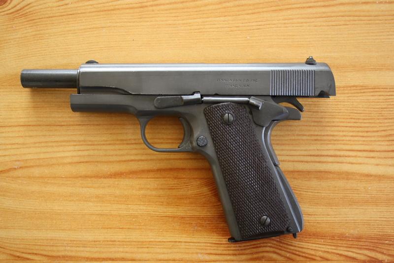 Colt 1911 A1 Img_3113