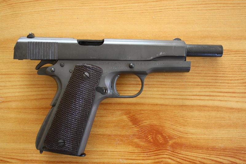 Colt 1911 A1 Img_3114