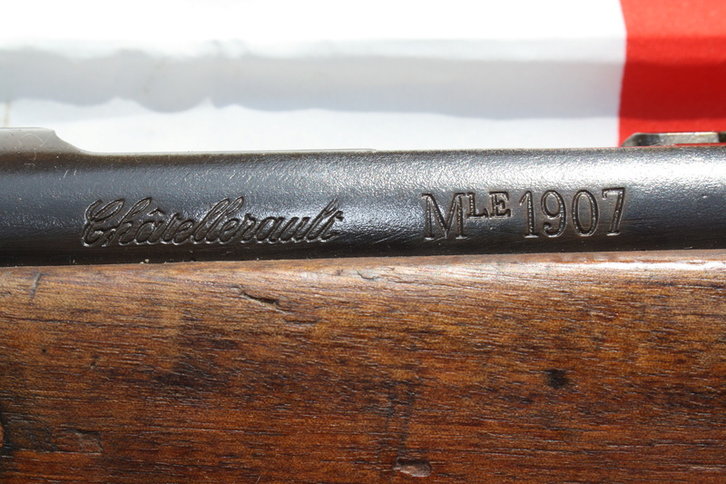 FUSIL MODELE 1907 dit ' COLONIAL ' Img_3416