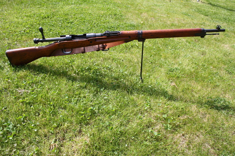 Arisaka type 99 Img_4028