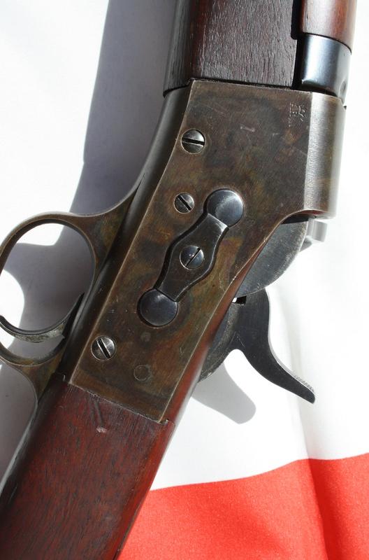 ROLLING BLOCK 1901/14 Cal 8mm LEBEL Img_4524
