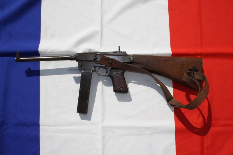 Pistolet Mitrailleur MAS modèle 1938 Img_4713