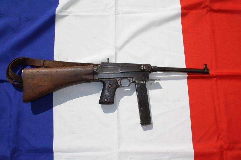 Pistolet Mitrailleur MAS modèle 1938 Img_4714