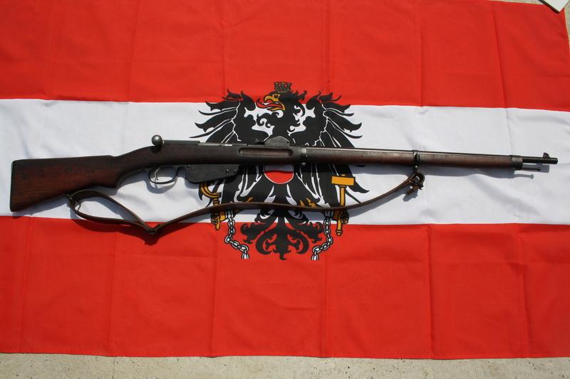 Fusil Mannlicher modèle 1888 Img_5142