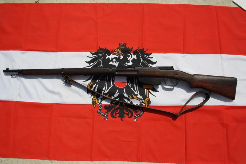 Fusil Mannlicher modèle 1888 Img_5146